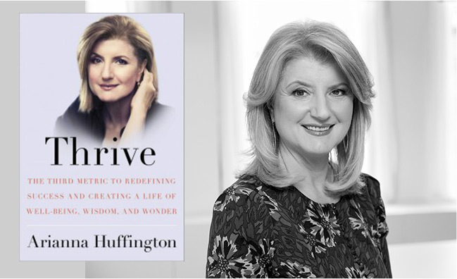 My Heart to Heart Conversation with Arianna Huffington
