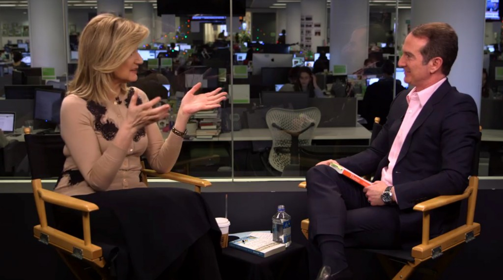My Heart-to-Heart Conversation with Arianna Huffington…