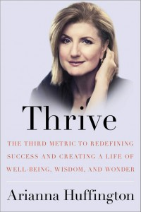 MY HEART TO HEART CONVERSATION WITH ARIANNA HUFFINGTON…